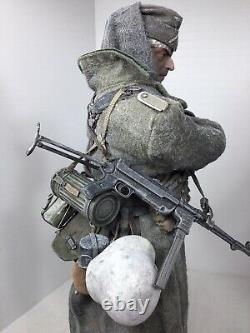 1/6 Custom Build German Wehrmacht 6th Army Stalingrad Mp-40 Ww2 Dragon Bbi DID