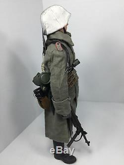 1/6 Dragon German Wehrmacht 6th Army Stalingrad Mp-40 Winter Gear Bbi DID Ww2