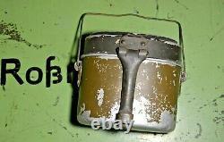 1941 German war M31 Wehrmacht Mess Tin Kit (caj41/ LSL41) Army WW2 WWII