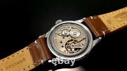 CIVITAS DH, RARE MILITARY WRISTWATCHES for GERMAN ARMY, WEHRMACHT of WWII