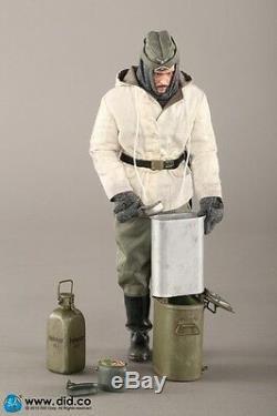 DID 1/6 Scale 12 WWII German Army Supply Duty Hans Version B Figure D80109SB