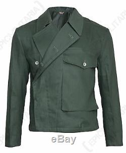 German Army HBT PANZER WRAP in Reed Green All Sizes WW2 Repro Heer Uniform