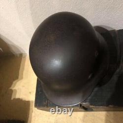 German Army Helmet Wwii Ww2
