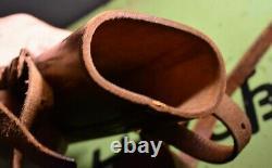 German Army Wehrmacht WW2 WWll Vintage ZF39 Sniper Scope Leather Case