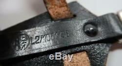 German Army sword knife dress dagger leather hanger WW2 RZM Assman VERTICAL CLIP