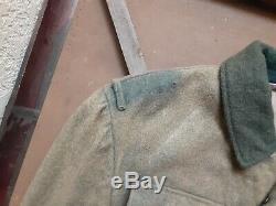 German WW2 M36 Wool Tunic Original Army Uniform 1936 EM Jacket Germany World War