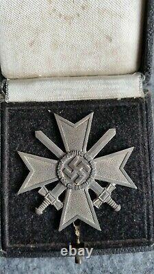 German Ww2 1939-45 Merit 1st class cased Badge