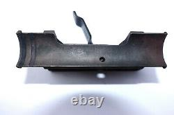 German army WWII WW2 ZF4 reproduction scope mount with bands CZECH MADE