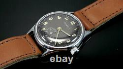HELVETIA DH, RARE MILITARY WRISTWATCHES for GERMAN ARMY, WEHRMACHT of WWII
