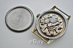 HELVETIA RARE Wehrmacht German Army WWII Vintage 1939-1945 Swiss Military Watch
