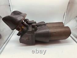 Military Binoculars. Ww2 German Army. 10x80 By Schneider Kreuznach