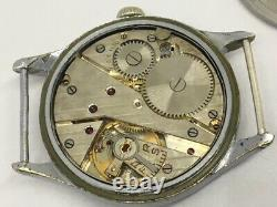 Military Watch German Army PHENIX DH of period WW2 cal A. S. 1130