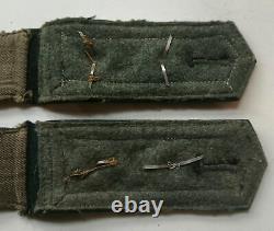 Original German WW 2 Shoulder Boards Army