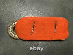 Original German WW2 Heer Army General shoulder board single