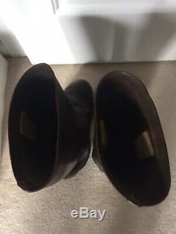 Original WW1/ Early WW2 German Army Boots