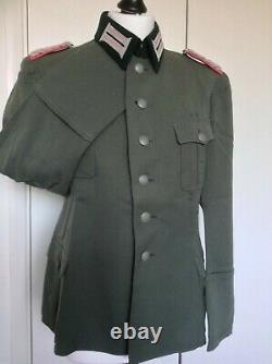 Original WW2 German Army Uniform Service Dress Tunic
