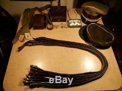 Original Wwii Ww2 38/40 Rifle Sling Leather 98k Gewehr K43 G43 Ww2 German Army