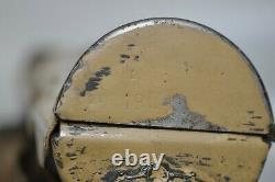 RARE WWII German MG34 Laufschutzer Case BEQ 1943 Original Tan Paint