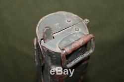 Rare Original Late WW2 German Army MG Spare Barrel Carrier Maker Stamped & 43 d