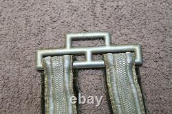 Rare Original WW2 German Army Officers Dagger Hangers by A Assmann, Excellent