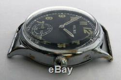 Rare Watch German Army HELMA DH of period WW2