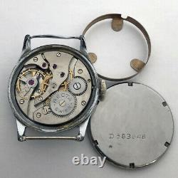 Rare Watch German Army RECTA DH of period WW2