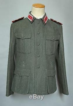 Replica ww2 German Army Cossack volunteers tunic & breech set