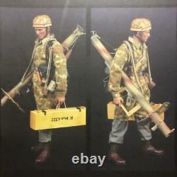 SoldierStory WW2 German army Military Action Figure 1/6 Scale hard to find