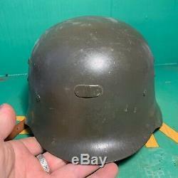 Spanish Pre-ww2 Army Helmet M42 German Design