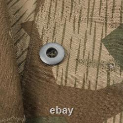 Splinter Zeltbahn WW2 Repro German Shelter Basha Army Camouflage Military New