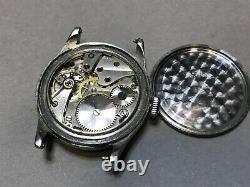 Vintage Wristwatch REVUE-SPORT DH German Army Military Watch WW 2 Wehrmacht