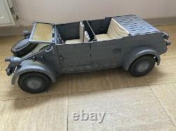 Volkswagen Kübelwagen Ww2 German Army 1/6