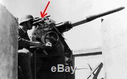 WW II German Army / Navy Z. F. 3x8° 5cm KwK SCOPE KwK 38/39 RARE
