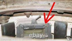WW II German Army Panzerglass TANK ARMOURED GLASS VERY RARE