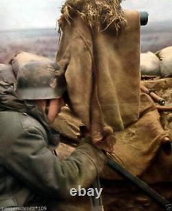 WW II German Army Scherenfernrohr S. F. 11 F da. ZEISS TRENCH PERISCOPE NICE