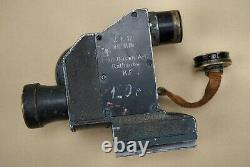 WW1 German MG08 optic sight scope Imperial soldier Army WW2 US combat Vet estate