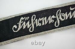 WW1 German cuff title patch US WW2 Army Vet estate uniform sleeve insignia badge