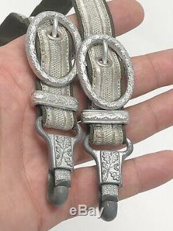 WW2 German Army Heer Dagger Hangers Portepee Knot WWII