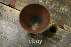 WW2 German Army Tank Panzer Cooking Holder T34 Su 85 Anti Faust Front Relic