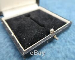 WW2 German Army Wehrmacht War Merit WWI BADGE award medal cross bar pin box case