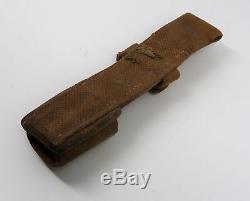 WW2 German Army tropical combat K98 DAK Afrika Korp Heer bayonet knife belt frog