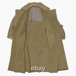 WW2 German Army uniform tunic tropical camo overcoat jacket Wehrmacht motorcycle