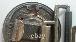 WW2 German Belt Buckle. MEINE EHRE HEIßT TREUE! SS officer belt lock