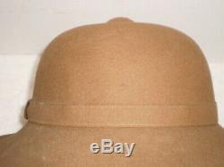 WW2 German DAK Afrika army pith helmet, 1942, size 57, orig