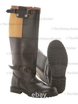 WW2 German Luftwaffe Flying boots- repro size 12 (uk) 13 (usa)