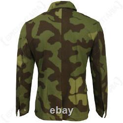 WW2 German M43 Tunic Italian Camo Repro Jacket Shirt Army Heer All Sizes New