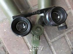 WW2 German S. F. 14. Z. Rabbit Ears Binoculars Donkey Ear