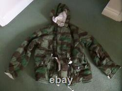 WW2 German army camo winter Parka Ex Band of Brothers film used