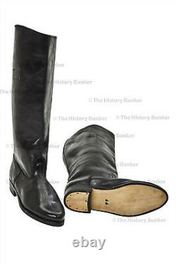 WW2 German officer boots repro size MADE TO YOUR SIZES
