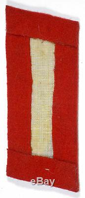 WW2 Original German Army General's Collar Tab